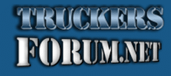 picture of the logo for Trucker Forum.net where truckers find answers not on a sleep apnea forum