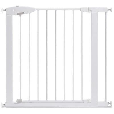 door gate that could be used as a sleepwalking prevention device for kids