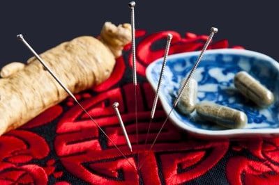 herbs and items used in chinese medicine