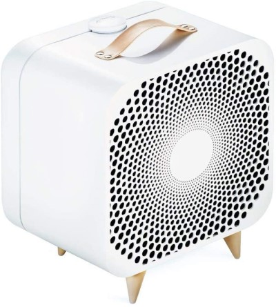 picture of the Blueair purifying system which may be the best fan for white noise if you have allergies