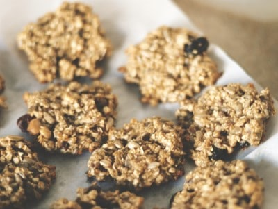 oatmeal cookies containing cherries for insomnia