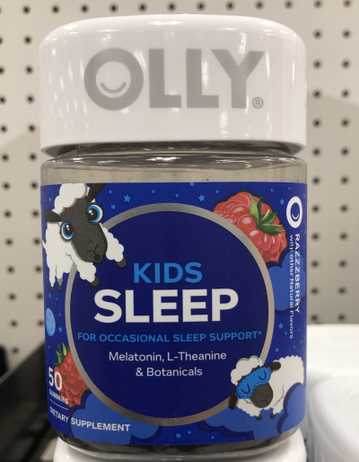 photo of natural sleep aid for kids